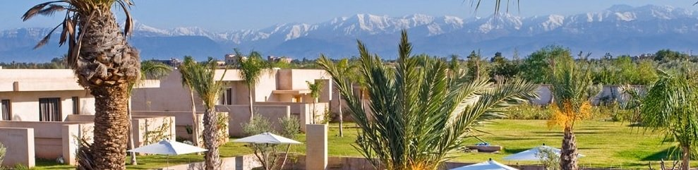 Marrakech airport transfers taxis shuttles to hotels for Sirayane boutique hotel