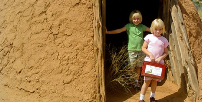 Geocache Marrakech treasure hunt
