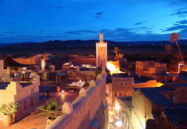Ouarzazate taxi transfers from Marrakech