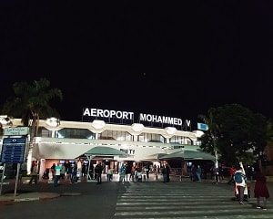 casablanca airport to marrakech