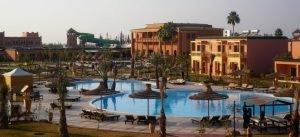 Hotel aqua fun club marrakech