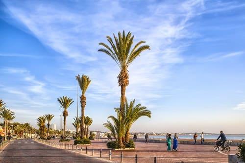 Marrakech to Agadir transfers and taxis